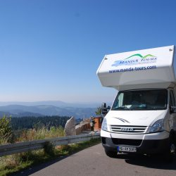 Black Forest High Road