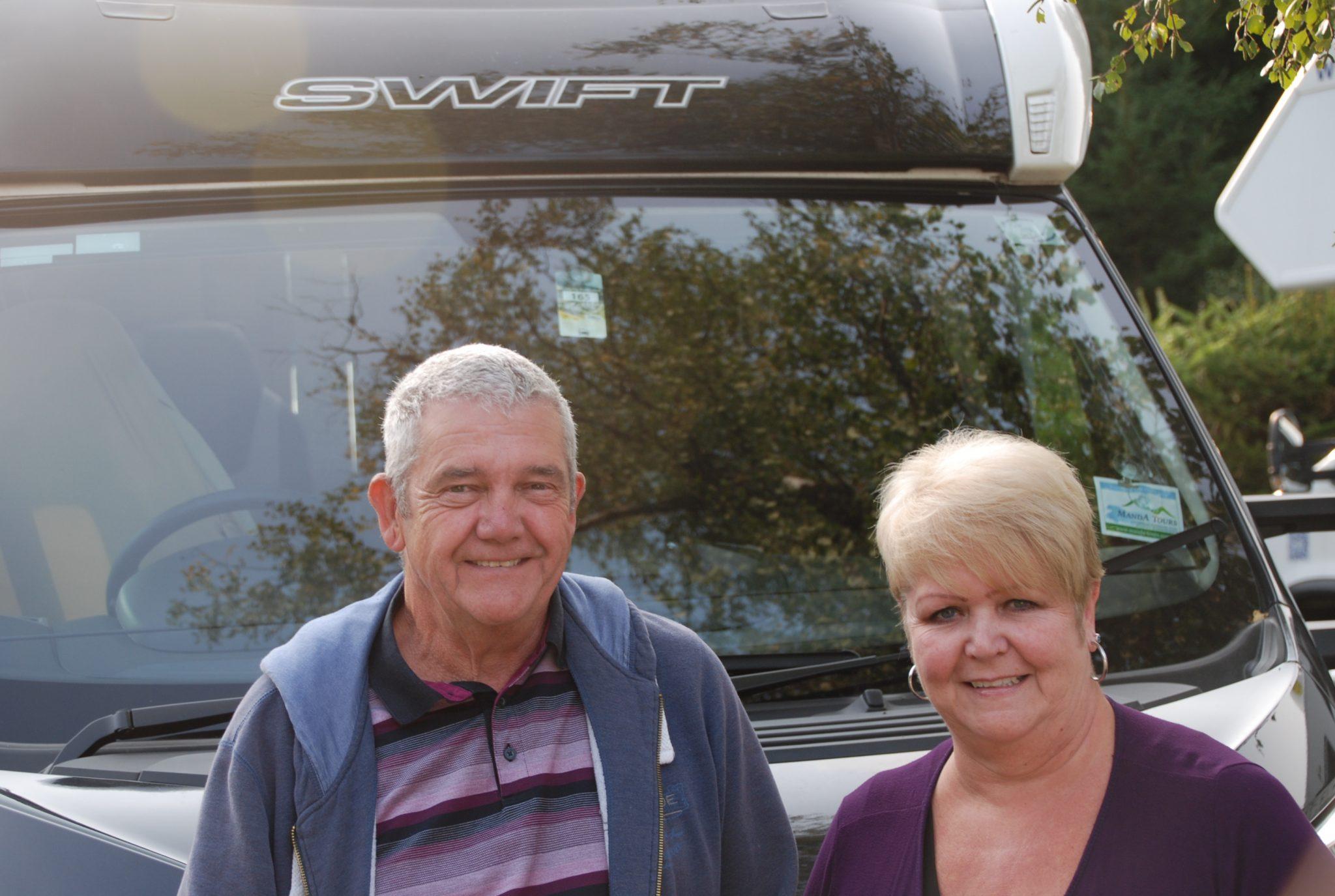 Customers June & Peter Breathtaking Black Forest 2017