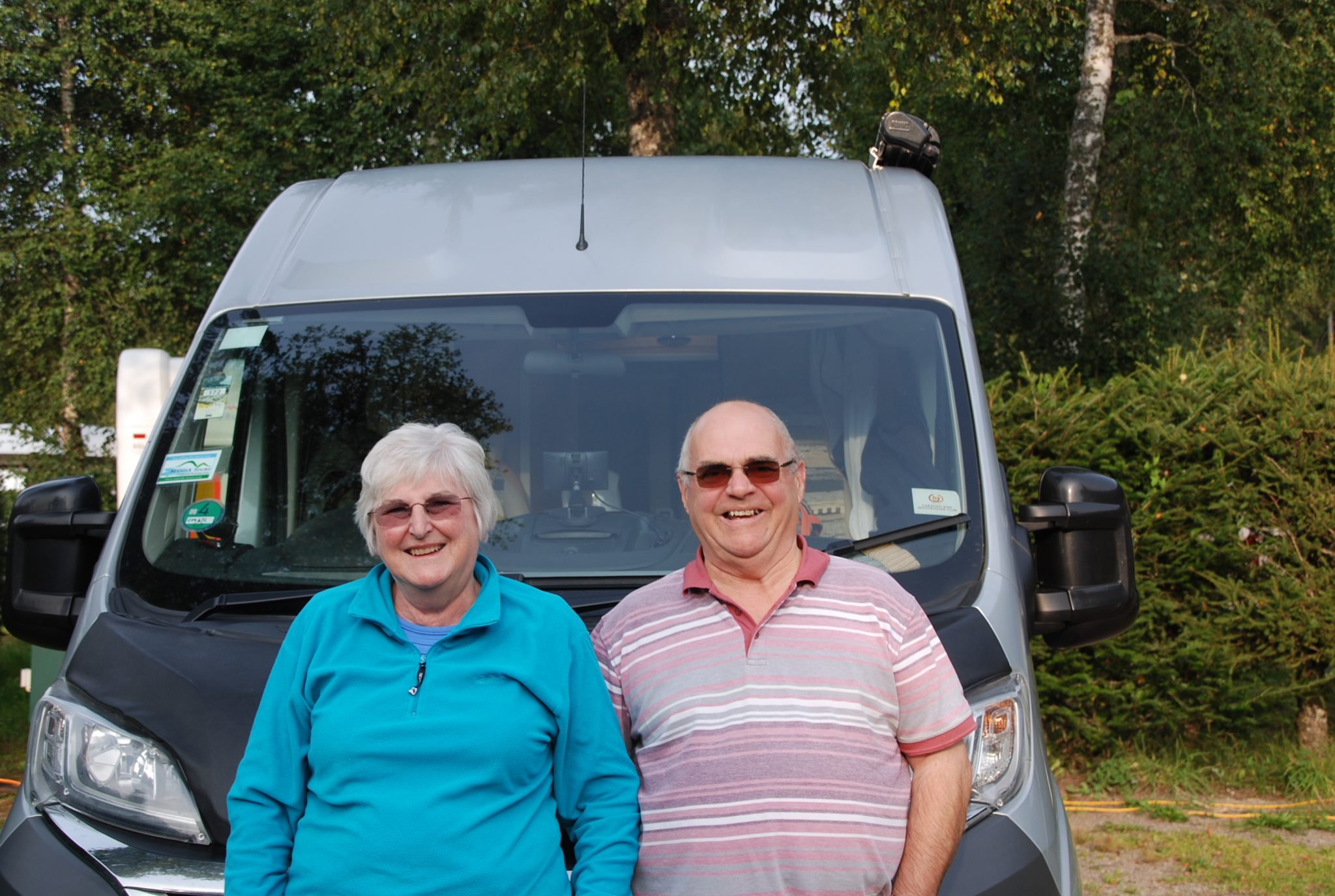 Customers Dianne & Geoffrey Breathtaking Black Forest 2017