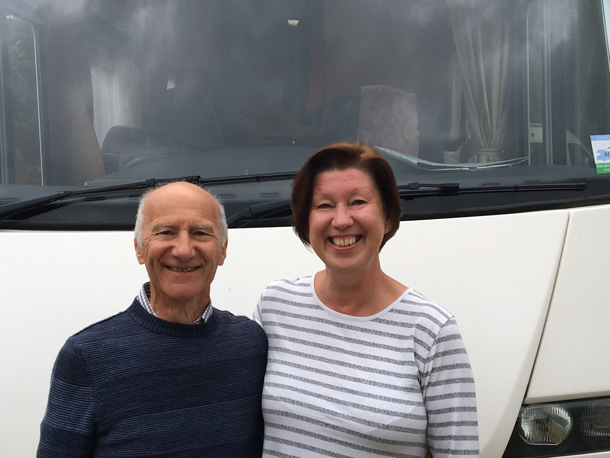 Ann & David, Majestic Rhine & Moselle Rivers 2018