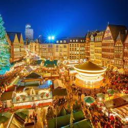 Europe's Best Christmas European Motorhome Tour