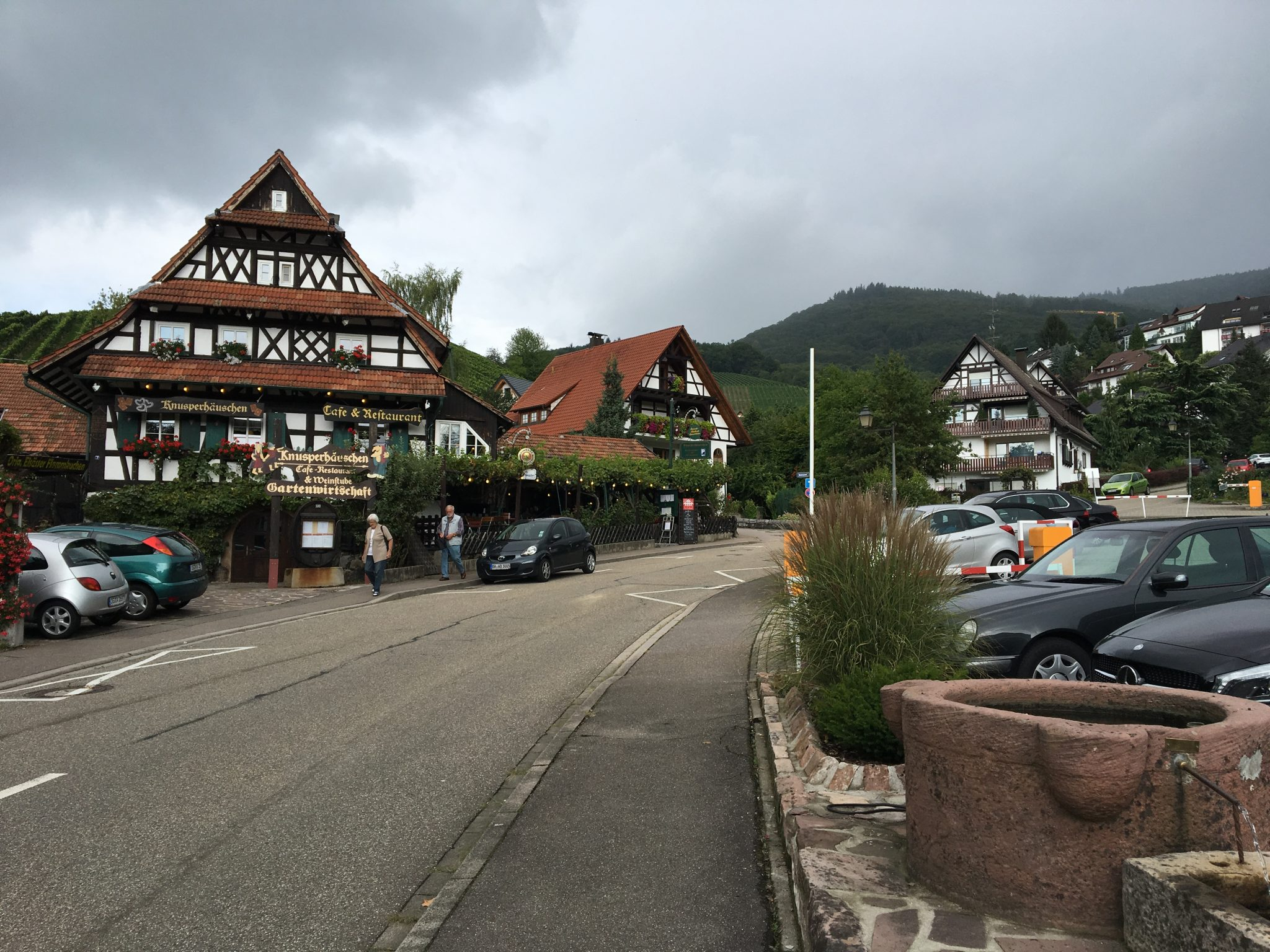 Knusperhäuschen Sasbachwalden Breathtaking Black Forest escorted motorhome tour
