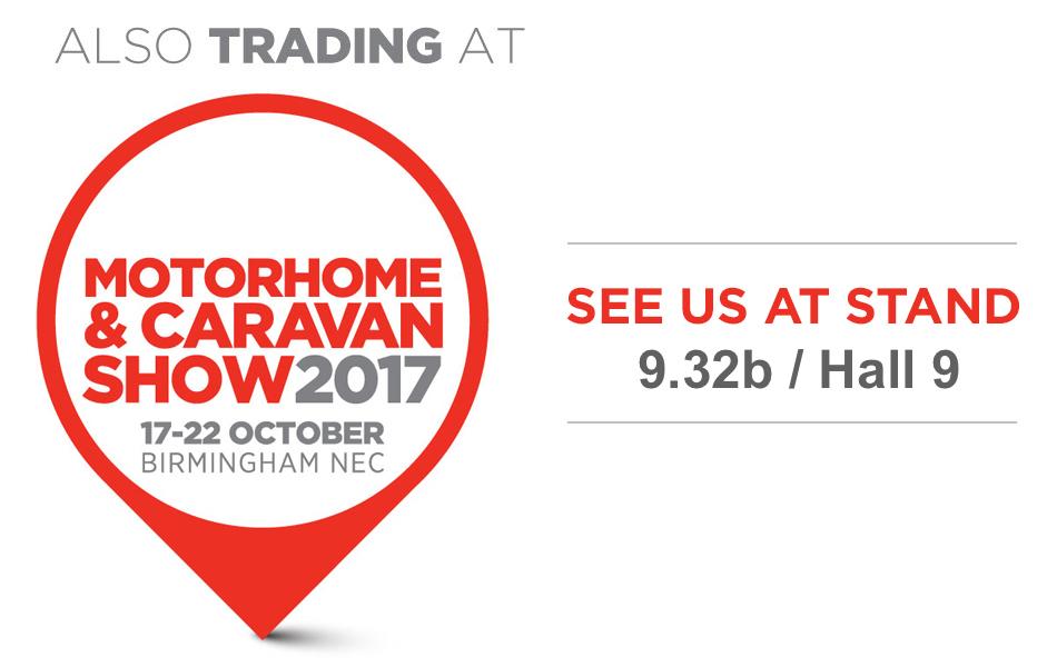 Motorhome & Caravan Show 2017 NEC